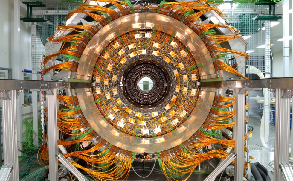 The magnetic field of LHC