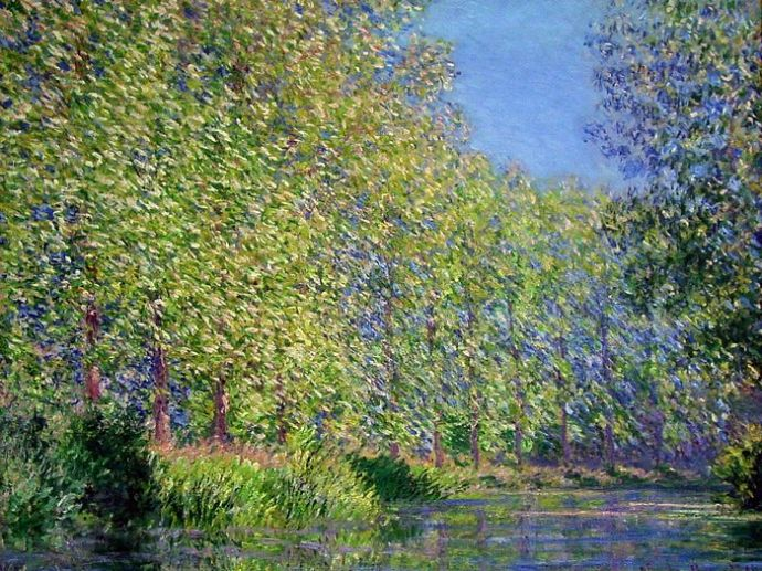 """People discuss my art and pretend to understand as if it were necessary to understand, when it's simply necessary to love."" - Claude Monet, Painter"